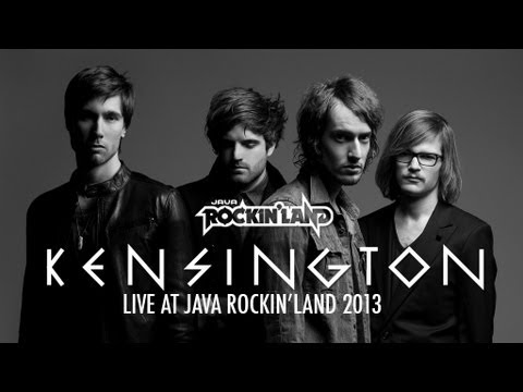 Kensington Live at Java Rockin'land 2013