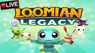 Loomian Legacy - Completing the PokéDex and Looking for Duskit [Roblox]