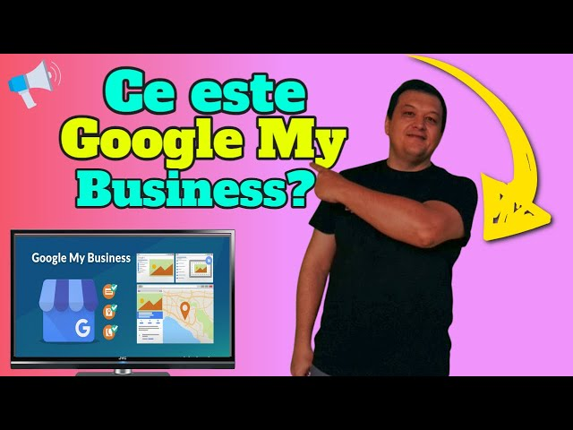 Ce este Google My Business #Shorts