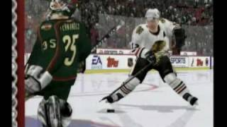 EA Sports NHL 2003 trailer