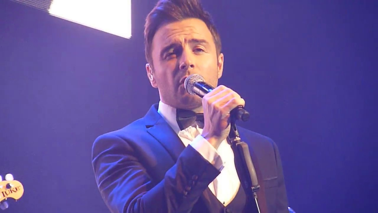 When You're Looking Like That by Shane Filan, Love Always Tour 2017, -  Hexagon in Reading
