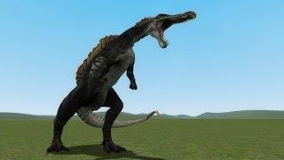Repeat youtube video [GMOD]พามาชมไดโนเสาร์