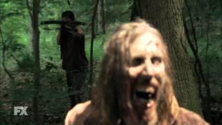 The Walking Dead - Ringleader, Archer, Samurai