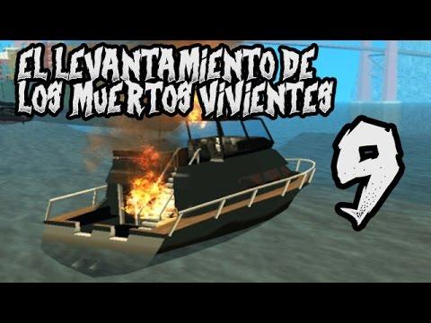 GTA SA - EL Levantamiento de los Muertos Vivientes - Capítulo 9: El Misterio k-128 - Loquendo