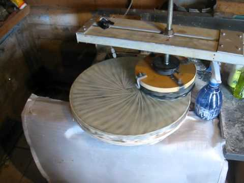 Maquina para pulir espejos youtube - Pulir aluminio a espejo ...