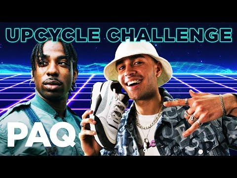 We Recycled Old Clothes Into FIRE FITS (ft. PUMA) | PAQ EP #26 | A Show About Streetwear