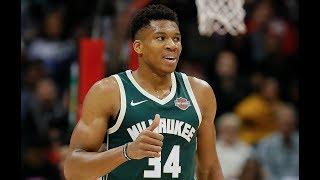 Giannis Antetokounmpo 33 Points vs. Hawks [FULL HIGHLIGHTS] | 10.27.17
