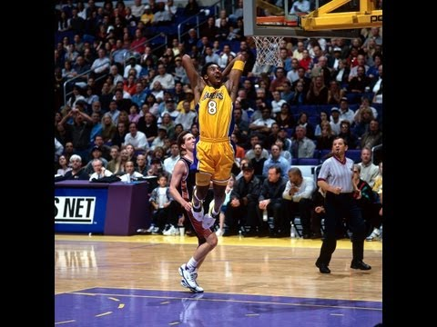 Kobe Bryant's Top 10 Plays of 2000-2001 NBA Season