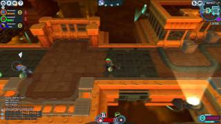 Free Online Multiplayer Mac/Pc Game: Spiral Knights