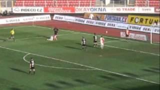Slavia Praha - Viktoria Žižkov 0:3 | GL 2007/08