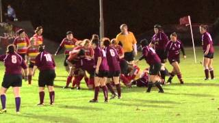 Hitchin RFC Ladies v Borough RFC - Friday 25th October 2013