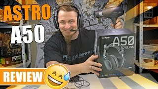 ASTRO A50 - Das 300 Gaming Headset? [Review, German, Deutsch]