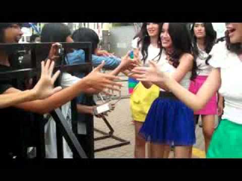 Princess girl band IPOP