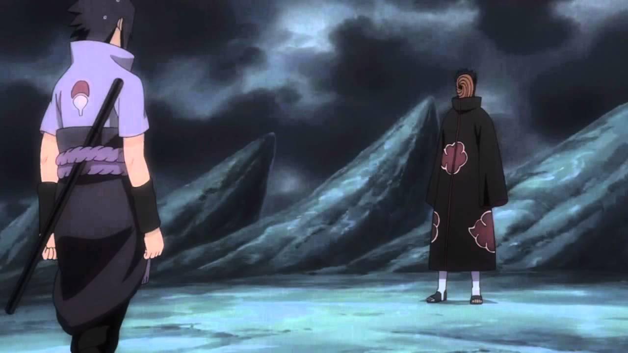 uchiha madara vs sasuke - photo #41
