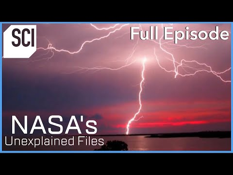 Mysterious Signs of Intelligent Lightning  | NASAs Unexplained Files (Full Episode)