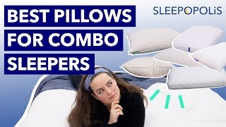 Best Pillows for Combination Sleepers 2020 - My Top 7 Picks!
