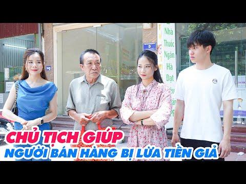 Cenly Family #73: Chủ Tịch Giúp Ông Lão Bị Lừa Tiền Giả | #Shorts