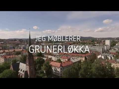Gule Sider - Jeg møblerer Grünerløkka