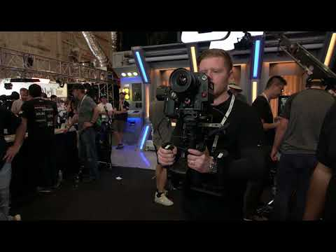 DJI Ronin-S with Master Wheels and Force Pro all working together