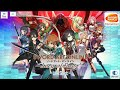 Playing Sword Art Online Integral Factor for the first time.