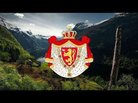 "Kingdom of Norway (1894) Millitary March ""Den Norske Løve/The Norwegian Lion"""