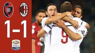 Highlights Cagliari-AC Milan  Matchday 4 Serie A 2018/2019