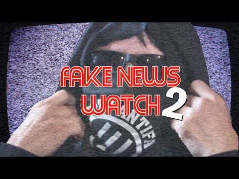 "Fake News Watch 2: Charlottesville,  AntiFa, and the ""False Moral Equivalence"""