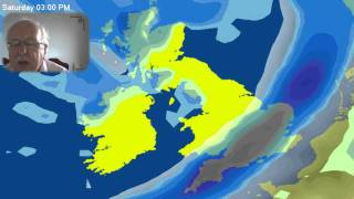 Michael Fish - Temporarily Colder This Weekend - 16th Feb