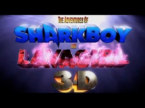 The Adventures of Sharkboy and Lavagirl Review (Part 1)