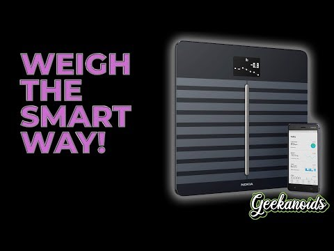 Withings Body Cardio Wi-Fi Smart Scale Review