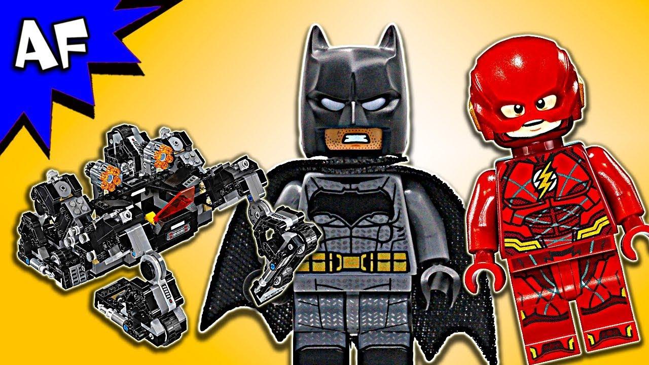 Lego DC Justice League Batman KNIGHTCRAWLER Tunnel Attack 76086 Speed Build 5858bfeb31