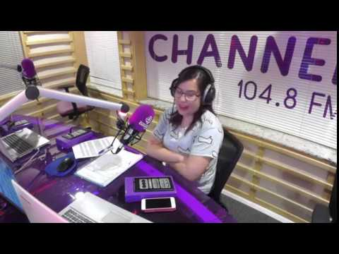Dubai Radio 104.8 Channel 4. Jay finds out whether she has got a UK visa or not!