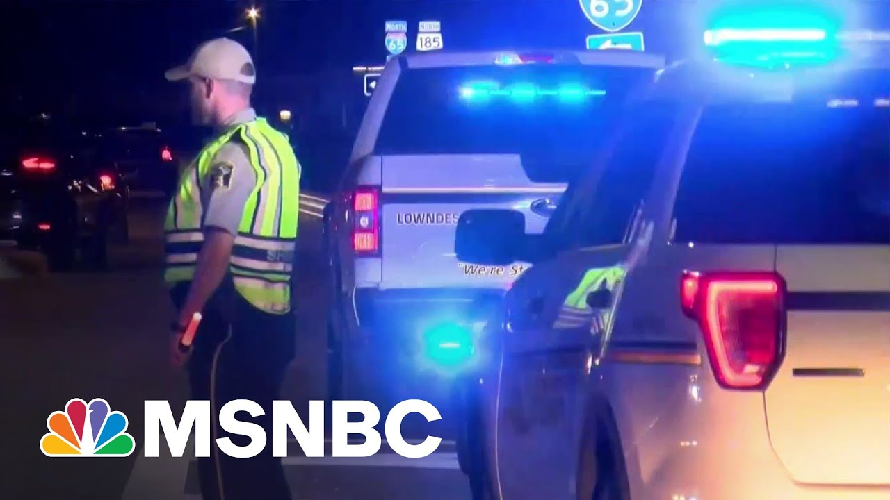 Download Multi-Car Pileup Kills At Least 10, Mostly Children in Alabama