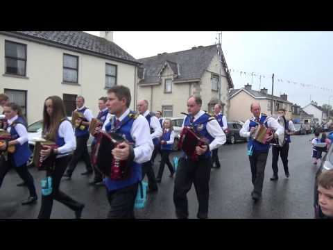 Teemore Accordion Band @ Brookeborough District Parade 2015