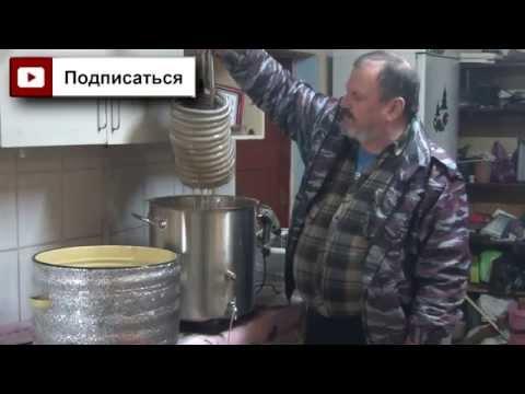 БРАГА из пшеничной муки, зерновой дистиллят