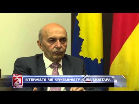 Speciale - Interviste me Kryeministrin Isa Mustafen 01.07.2015