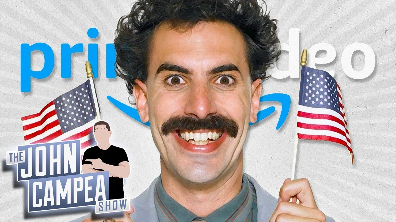 Surprise! Borat Sequel Drops On Amazon Next Month - The John Campea Show