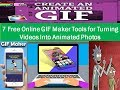 Free Online GIF Maker Tools for Turning Videos Into Animated Photos