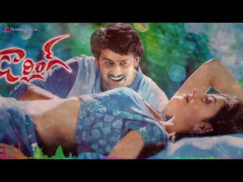 Inka Edho Song Fan Made Lyrical Video | Darling | Prabhas,Kajal Aggarwal