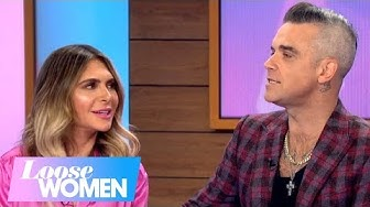 Robbie Williams and Ayda Field Describe How They Both Knew They Were the One | Loose Women
