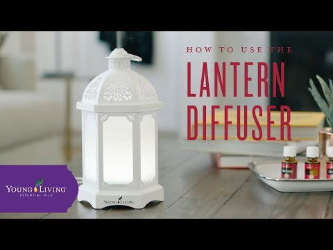 How to Use Your Lantern Diffuser | Young Living Essential Oils