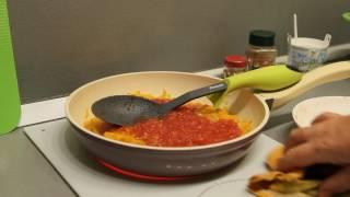 Как приготовить вкусную   капусту с мясом