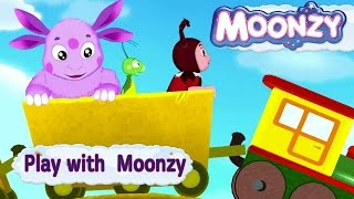 MOONZY (Luntik) - Play with Moonzy
