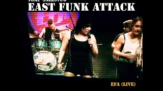 Tomi Salesvuo East Funk Attack - EFA (Live)