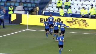 SHORT HIGHLIGHTS: Sheffield Wednesday v Birmingham City