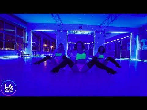 The Weeknd - Dirty Diana | Heels Choreo by DHQ Kris Moskov aka KrisMos at L.A. Dance Studio