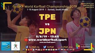 IKF WKC 2019 TPE-JPN
