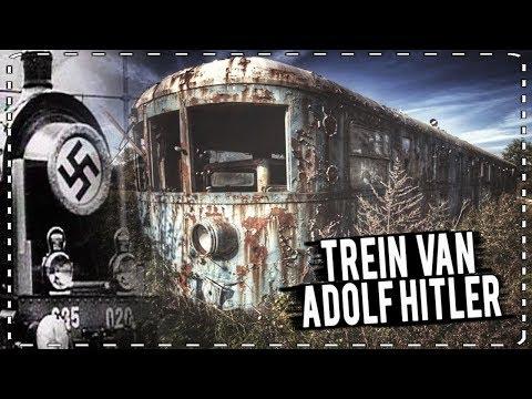 TREIN VAN ADOLF HITLER GEVONDEN (VERLATEN OORLOGSTREIN) #VAELTAX