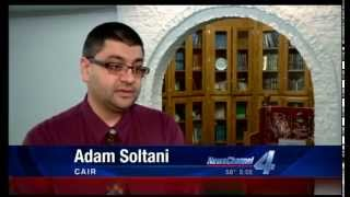 Video: CAIR-OK Says Hate Rhetoric Leads to Mosque Attacks