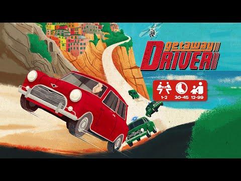 Getaway Driver Speluitleg - 999 Games